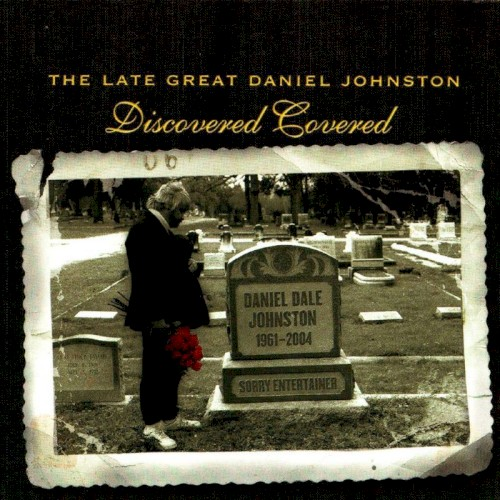 Daniel Johnston Devil Town (Bright Eyes Cover) Artwork