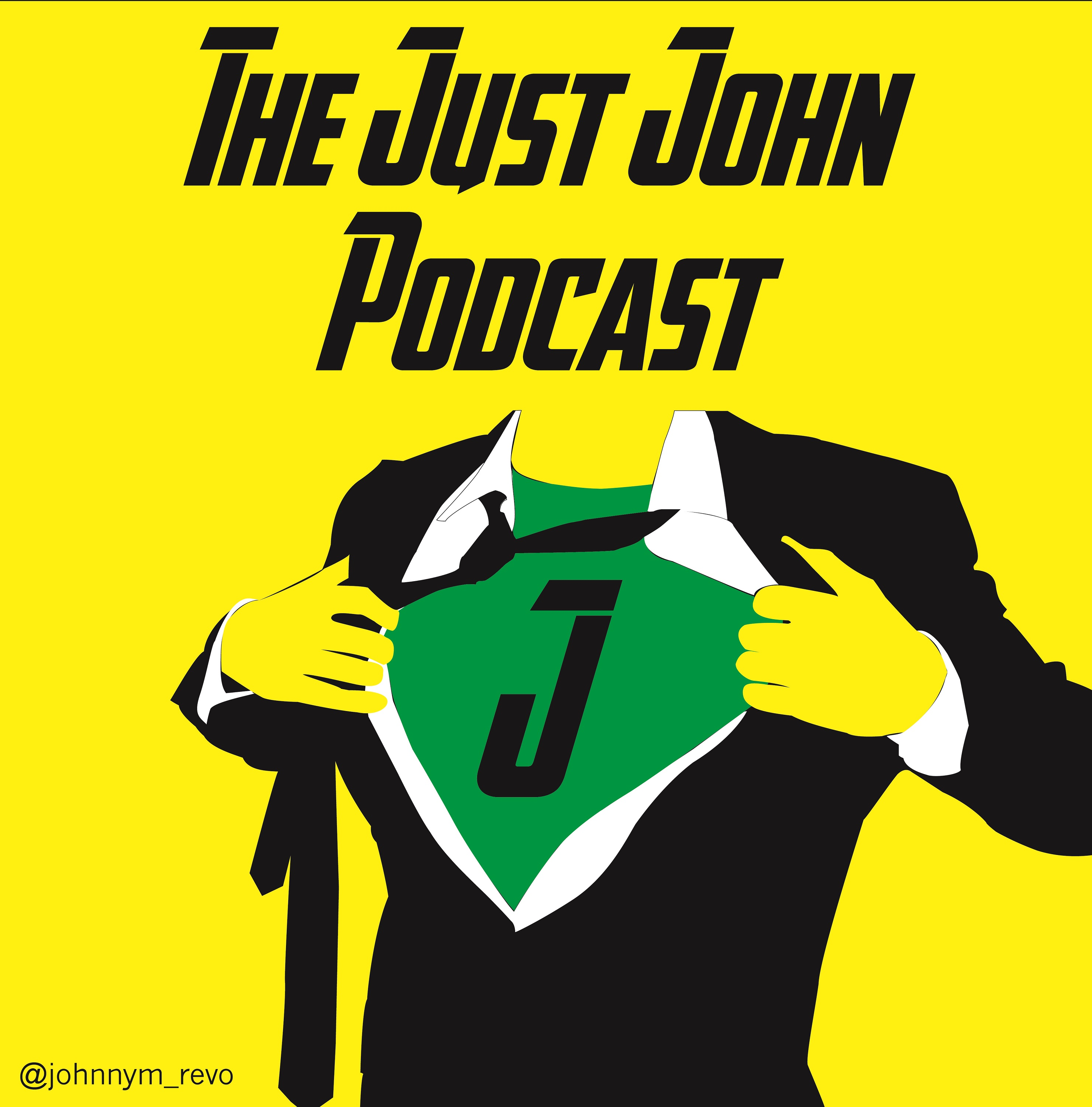 The Just John Podcast