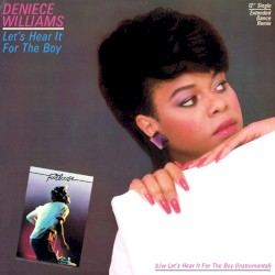 Deniece Williams - Let's Hear It for the Boy (Extended Version)