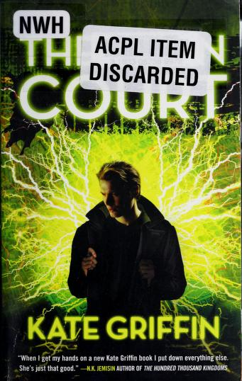 Cover of: The Neon Court   Kate Griffin